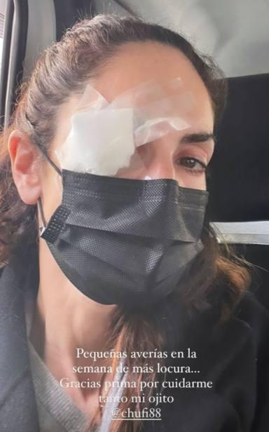 La alarmante imagen de Eugenia Silva que ha dejado sin palabras a sus seguidores