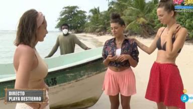 """Telecinco castiga severamente a Lola por saltarse las normas de 'Supervivientes': """"Me lo merezco"""""""
