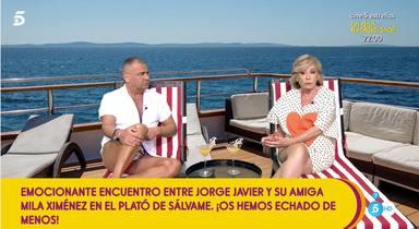 """Jorge Javier se explaya sobre Mila Ximénez y el inicio de su amistad: """"No me producías excesivo interés"""