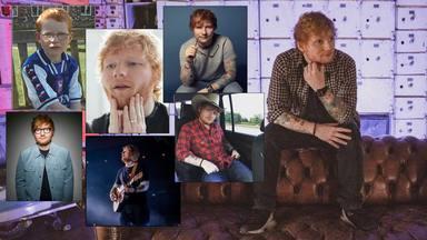 Así ha evolucionado Ed Sheeran desde que irrumpió en la escena musical mundial