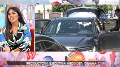"""Isa Pantoja siembra la duda sobre la crisis entre Kiko Rivera e Irene Rosales: """"No creo que sea por el coche"""""""