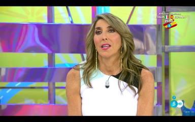"""Paz Padilla responde con dureza al desplante de Rocío Carrasco detrás de las cámaras: """"Ella y su hija"""""""
