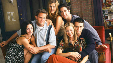Reparto de 'Friends'