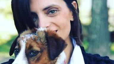 Macarena Gómez pide ayuda a través de sus redes para encontrar a su perro desaparecido