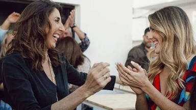 Anna Padilla emociona a su madre, Paz Padilla