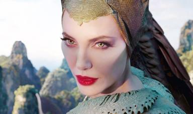 Angelina Jolie se pone en la piel de Maléfica