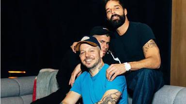 "Ricky Martin estrena ""Cántalo"" junto a Residente y Bad Bunny"