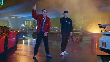 """Nicky Jam y Daddy Yankee certifican su unión con nuevo single: """"Muévelo"""""""