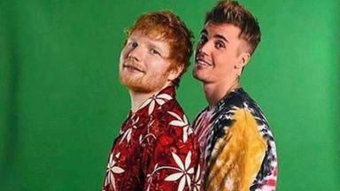 """I Don't Care"" reúne a Ed Sheeran con Justin Bieber en CADENA 100"