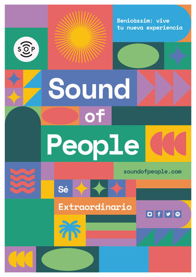 Sound of people