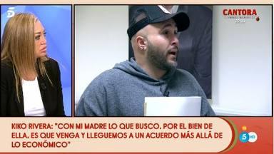 Kiko Rivera carga contra Isabel Pantoja