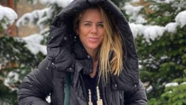 Los largos de Amelia Bono en la nieve merecen la medalla de oro