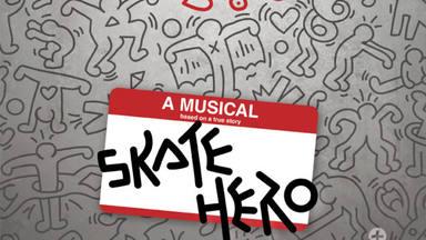 Imagen del cartel de 'Skate Hero', el musical en memoria de Ignacio Echevarría