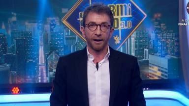 """Pablo Motos se desahoga en 'El Hormiguero' y revela lo que más odia de su mujer: """"Ya me quedo a gusto"""""""