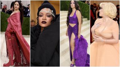 Rosalía, Rihanna, Camila Cabello y Billie Eilish