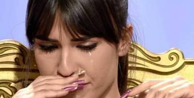 Sofía Suescun desolada por el estado de salud de su mascota
