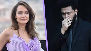 La segunda cita entre The Weeknd y Angelina Jolie podría confirmar su relación