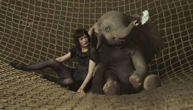 Así superó Eva Green su miedo a las alturas para rodar 'Dumbo'