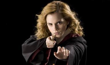 Emma Watson en 'Harry Potter'