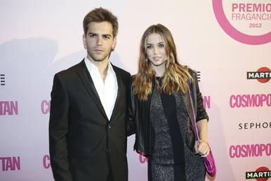 Ana de Armas y Marc Clotet en los premios Cosmopolitan