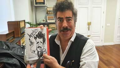 ¿Quieres ganar esta libreta de CADENA 100 firmada por Agustín Jiménez?