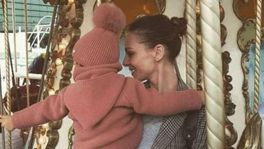 Eva González sonríe a la vida gracias a su hijo Cayetano Jr