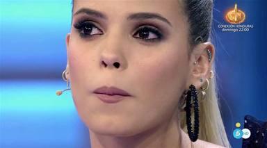 Gloria Camila y la inexistente relación con su hermana Rocío Carrasco