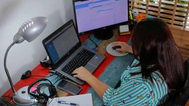 Los efectos negativos del teletrabajo: la contaminación digital