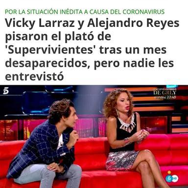 Ivonne Reyes salta contra Supervivientes