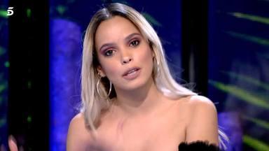 Gloria Camila defiende a su familia tras los continuos ataques de Kiko Jiménez