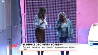 Viva la Vida: Carmen Borrego abandona plató