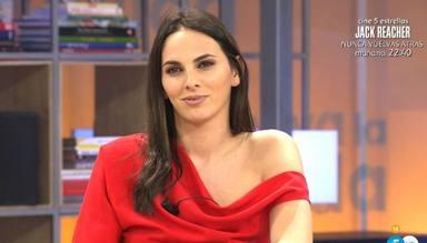 Irene Rosales vuelve a Viva la vida tras el confinamiento con nuevo look