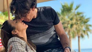 Paz Padilla marido Antonio Vidal cumpleaños