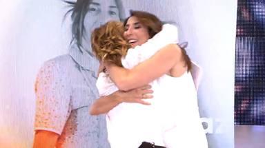 Emma García y Paz Padilla, amistad que traspasa la pantalla