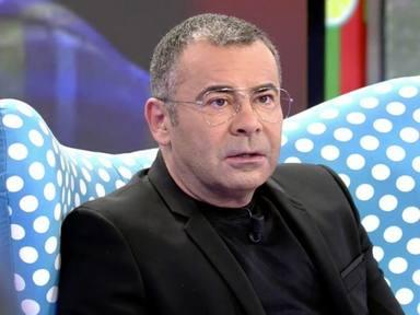 Jorge Javier enfadado con Anabel Pantoja