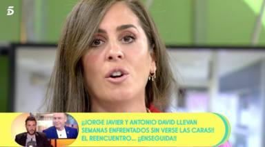 """Anabel Pantoja estalla en directo y decide abandonar 'Sálvame' para siempre: """"Me voy, lo habéis conseguido"""""""
