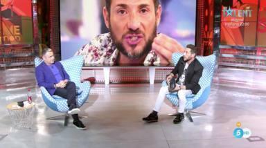 """El cara a cara más esperado entre Jorge Javier Vázquez y Antonio David Flores: """"Crees saberlo todo"""""""