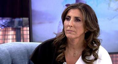 """La inesperada confesión de Paz Padilla sobre la noticia que ocultó a 'Sálvame': """"Tenía que hacer el paripé"""""""