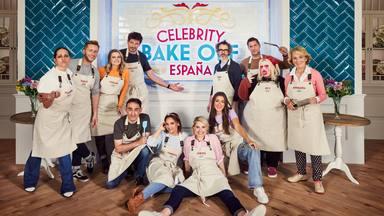 Celebrity bake off España 1