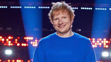 Ed Sheeran se une a la versión estadounidense de 'La voz' como mega mentor