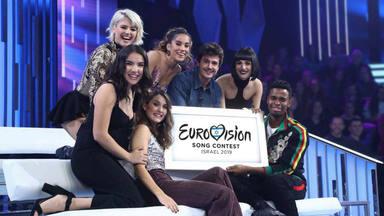 Así será la gala de OT que elegirá al representante de Eurovisón