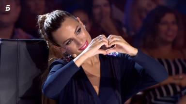 Edurne encuentra el amor en 'Got Talent'