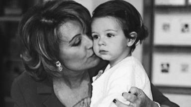 El baile viral de María Teresa Campos con su nieta Alejandra Rubio