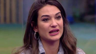 Estela Grande, rota ante las dudas y los miedos en 'GH VIP': ''soy muy insegura y estoy sufiendo mucho''