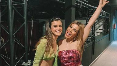 Amaia actuó en Madrid y sorprendió con su actuación conjunta con Natalia