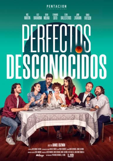 Elena Ballesteros participa en la obra de teatro Perfectos desconocidos