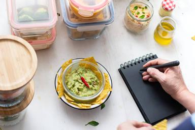 La organización, la clave del batch cooking