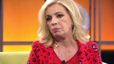 Las críticas al marido de Carmen Borrego