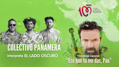 Colectivo Panamera interpreta 'El lado oscuro' en el especial 'Eso que tú me das, Pau'