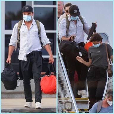 Parece que Zac Efron tiene un nuevo amor ¿Pero quién es la nueva novia del actor?